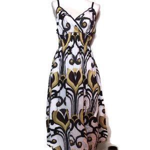Maxi Spaghetti Dress
